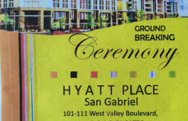 San Gabriel Hyatt Project